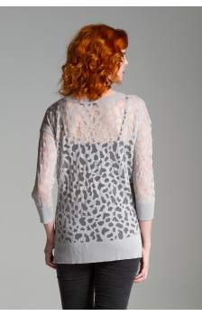 BLOCKED CHEETAH BURNOUT PULL OVER