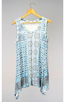 Printed Trapeze Tank *NEW*